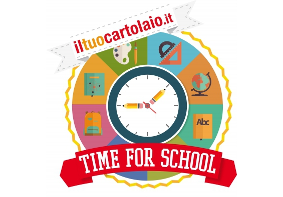 TIME FOR SCHOOL - KIT SCUOLA